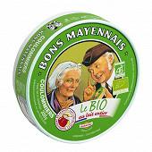 Bons mayennais coulommiers bio au lait entier 350g