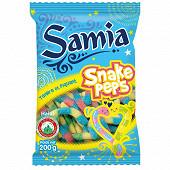 Samia bonbons gélifiés vers acides halal 200 g