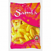Samia bonbons sachet gélifiés bananes halal 200g