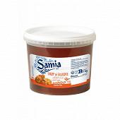 Samia sirop de glucose arôme miel 1 kg