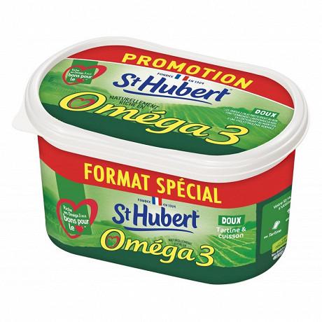 St hubert omega 3 doux 600g format spécial