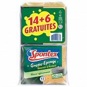 Gratte-eponge secret antan 14+6 offertes