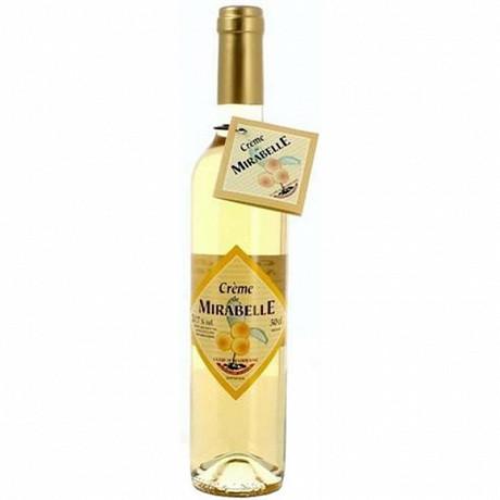 Crème de mirabelle 50cl 17% Vol.