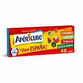 Apéricube édition voyage viva Espana 48 cubes 250 g