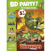 Bd party ! Tome vert