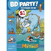 Bd party ! Tome bleu