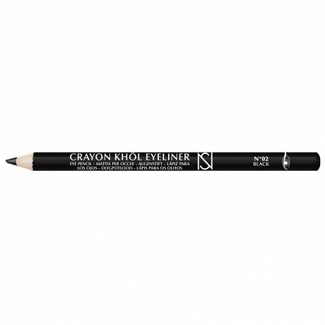 Crayon khol NS n°02 black