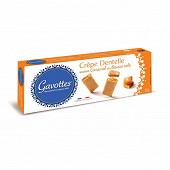 Gavottes crêpes dentelles caramel au beurre salé 60g