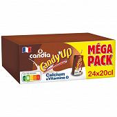 Candy'Up chocolat mégapack 24x20cl