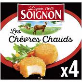 Soignon Les chèvres chaud 4x25g