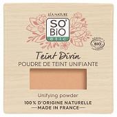 So bio poudre de teint unifiante teint divin 15 vanille rose