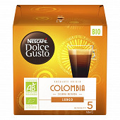 Nescafé Dolce Gusto Bio Lungo Colombia, capsule café  x12 dosettes 84g