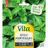 Vita Vilmorin basilic marseillais