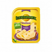 Leerdammer le moelleux 6 tranches 150 g