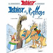 Bande dessinée - Astérix, volume 39, Astérix et le griffon