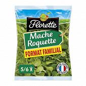 Florette salade duo de mâche et roquette sachet 175g