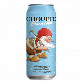 Chouffe Blanche can 50cl Vol.6.5%