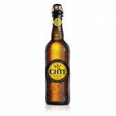 Bière ch'ti blonde de spécialité titrant 75cl Vol.6.4%