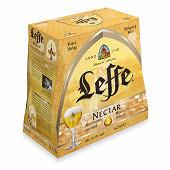 Leffe nectar 6x25cl 5.5%vol