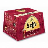 Leffe ruby bière 20x25cl 5% vol