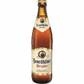Bière benediktiner Weissbier 50cl 5.4%vol