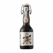 Bières artisanales perle Liselotte hiver 33cl 5,4% Vol.