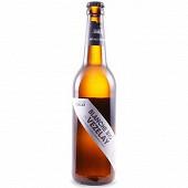 Brasserie de Vezelay bière blanche bio pur malt 50 cl  4,4% Vol.