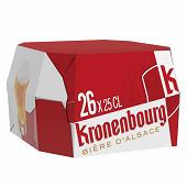 Kronenbourg 26x25cl 4.2%vol