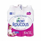 Mont roucous 6x1l