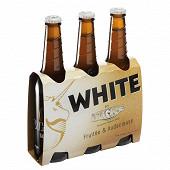 Bière White by Licorne 3x33cl 6%vol