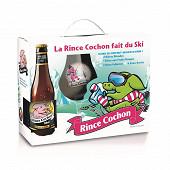 Coffret Rince cochon hiver 3x33cl +1 verre 8.16%vol