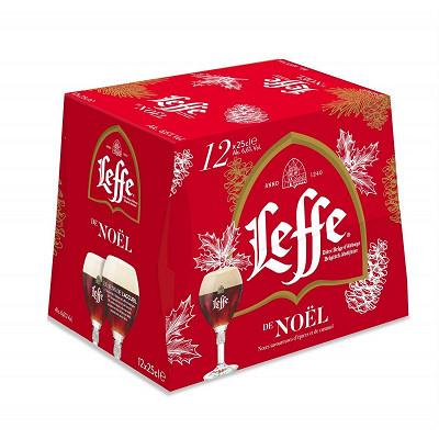 Leffe Leffe de noel édition limitée 12 x 25 cl 6,6% Vol.