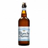 Blanche de namur 4.5% vol 75cl