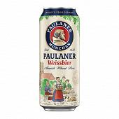 Paulaner hefe weiss 50 cl 5,5% Vol.