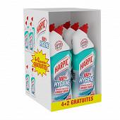 Harpic gel longue duree 680 ML lot 4 + 2 offerts