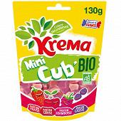 Kréma cub bio fruit rouge 130g