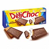 Delichoc chocolat au lait 150g