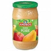 Andros bocal pomme poire 750g