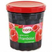Cora gelée extra framboise 370g