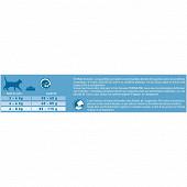 PURINA ONE Croquettes pour chat adulte stérilisé - au Poulet et au Blé - 6 KG