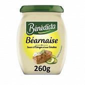 Bénédicta sauce béarnaise bocal 260g