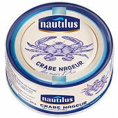 Nautilus crabe 100% morceaux 105 g