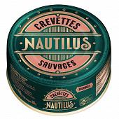 Nautilus crevettes sauvages 105g