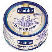 Nautilus food crabe des neiges 190g