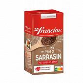 Francine farine sarrasin 1 kg boite