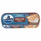 Petit Navire filets de maquereaux grillés nature sans arômes ajoutés 110g