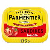 Parmentier sardines tomate 135 g
