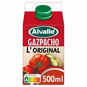 Alvalle de Tropicana gazpacho brique 500ml