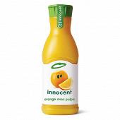 Innocent jus orange avec pulpe 900ml