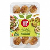 Céréal bio falafels pois chiche épinards 180g